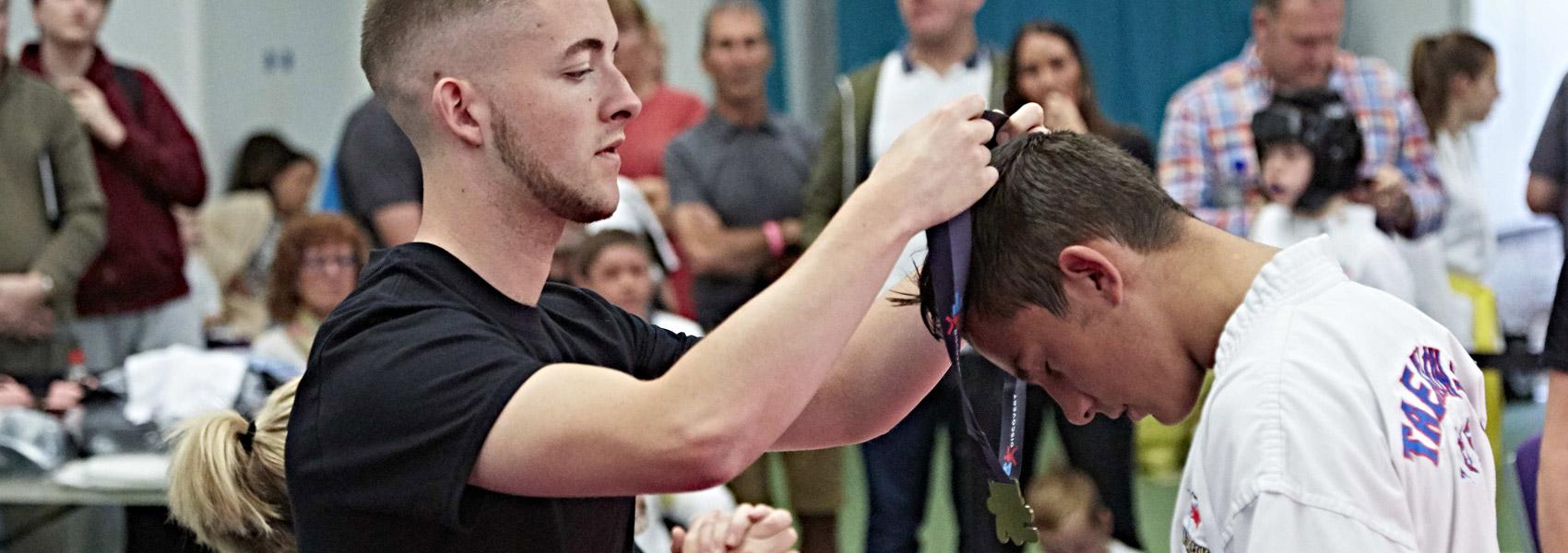 Plymouth Taekwondo Tournament