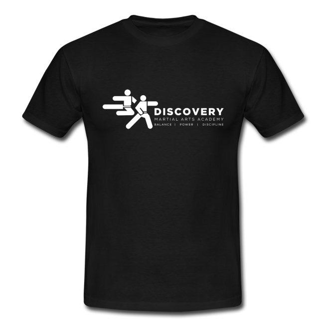 Discovery Martial Arts Black Belt T-shirt