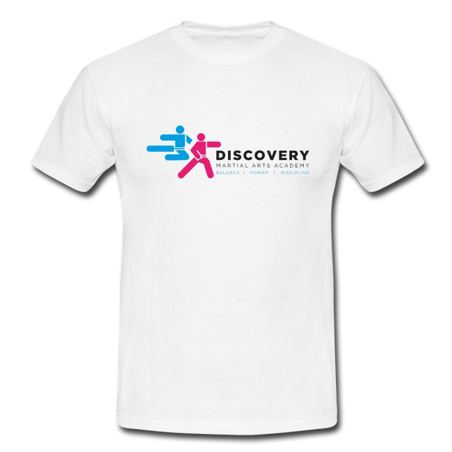 Discovery White T-shirt