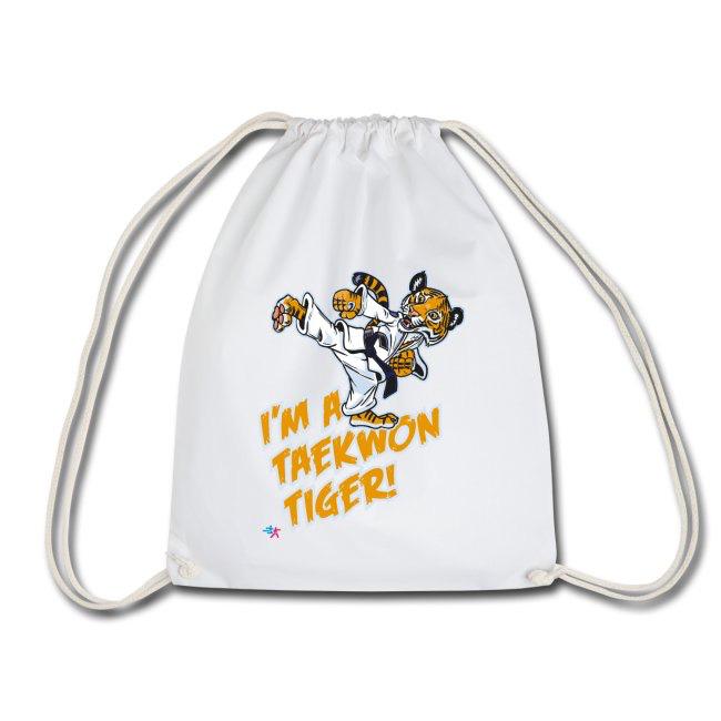 Taekwon Tigers Bag
